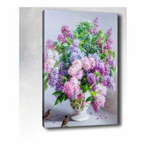 Nástenný obraz na plátne Tablo Center Lilacs, 40 × 60 cm