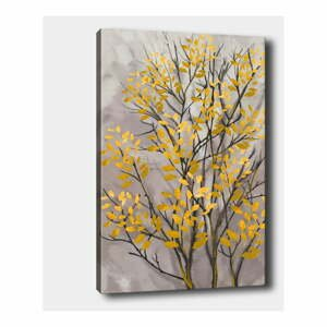 Nástenný obraz na plátne Tablo Center Fall Gold, 40 × 60 cm