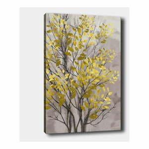 Nástenný obraz na plátne Tablo Center Fall Yellow, 40 × 60 cm