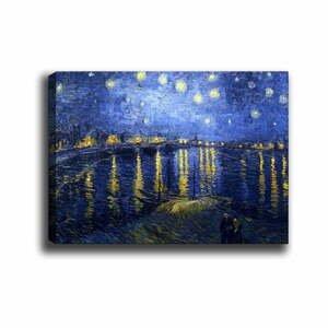 Nástenný obraz na plátne Tablo Center Vincent van Gogh, 40 × 60 cm