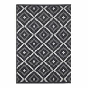 Čierno-krémový koberec Hansa Home Celebration Mazzo, 80 x 150 cm