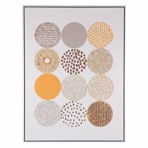Obraz sømcasa Sun, 60 × 80 cm