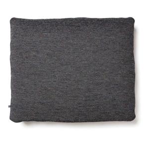 Tmavosivý vankúš na pohovku La Forma 70 × 60 cm