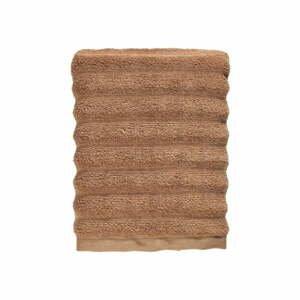 Jantárovohnedý uterák zo 100% bavlny Zone Prime Amber, 50×100 cm