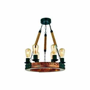 Závesné svietidlo z hrabového dreva Alara Yanık 6lı