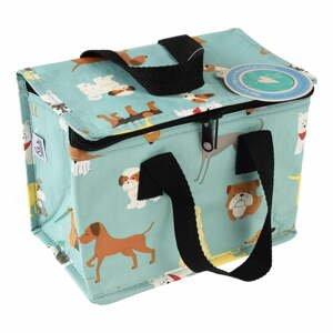 Desiatová taška so psíkmi Rex London