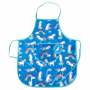 Detská kuchárska zástera s jednorožcami Rex London