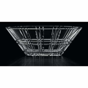 Misa z krištáľového skla Nachtmann Square Bowl, ⌀ 27 cm