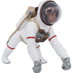 Dekorácia Kare Design Space Monkey, výška 32 cm
