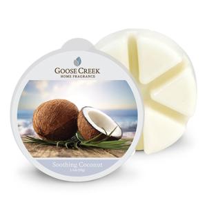 Vonný vosk do aromalampy Goose Creek Upokojujúce kokos, 65 hodín horenia