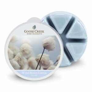 Vonný vosk do arómolampy Goose Creek Vetrom vyfúkaná bavlna, 65 hodín horenia