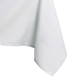 Biely obrus AmeliaHome Empire White, 140 × 220 cm