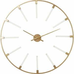 Nástenné hodiny Kare Design Visible Sticks, ⌀ 92 cm