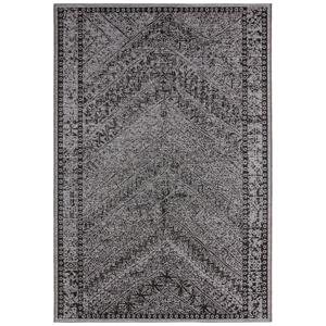 Sivý vonkajší koberec Bougari Mardin, 70 x 140 cm