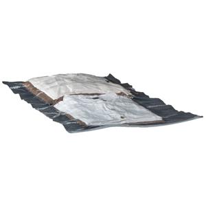 Sada 2 zrolovateľných vakuových úložných obalov na oblečenie Compactor Roll Up Vacuum Bags Compressbag