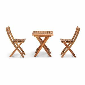 Set záhradného nábytku z akáciového dreva Le Bonom Balcony