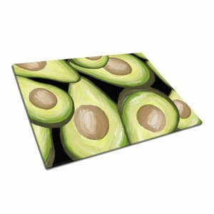 Sklenená doska na krájanie Insigne Avocado