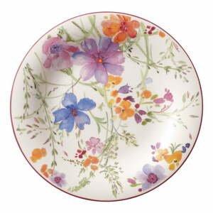 Dezertný porcelánový tanier s motívom kvetín Villeroy & Boch Mariefleur Tea, 21 cm