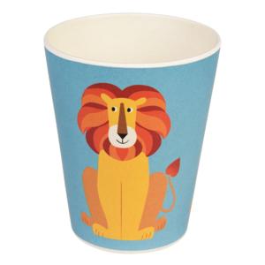 Bambusový pohárik Rex London Charlie the Lion