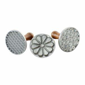 Sada 3 pečiatok na sušienky Nordic Ware Classic