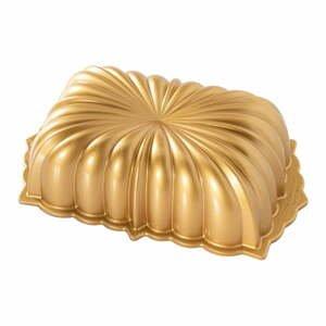 Forma na chlebíček v zlatej farbe Nordic Ware Classic, 1,4 l