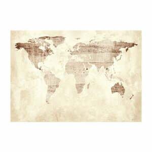 Veľkoformátová tapeta Bimago Precious Map, 400 x 280 cm