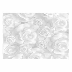 Veľkoformátová tapeta Bimago Plaster Flowers, 400 x 280 cm