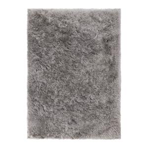 Sivý koberec Flair Rugs Wonderlust, 80 x 140 cm