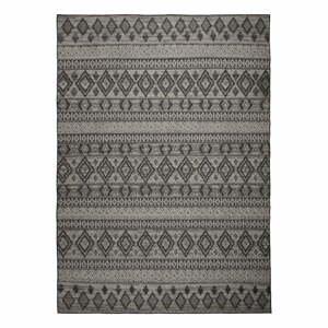 Sivo-krémový koberec Flair Rugs Herne, 160 x 230 cm