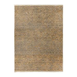 Hnedý koberec Flair Rugs Lota, 160 x 214 cm