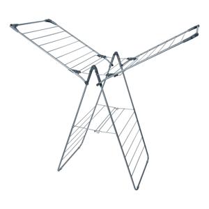 Sušiak na bielizeň Addis 13,5M Large X Wing Airer Graphite Metallic