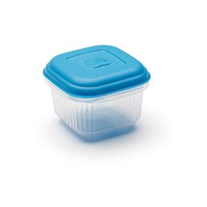 Dóza s vrchnákom na jedlo Addis Seal Tight Square Foodsaver, 600 ml
