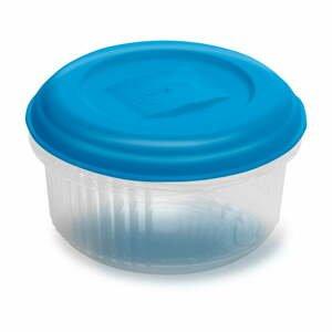 Dóza s vrchnákom na jedlo Addis Seal Tight Round Foodsaver, 500 ml