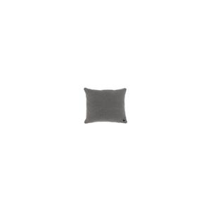 Sivý výhrevný vankúš Cosi z látky Sunbrella, 50 x 50 cm