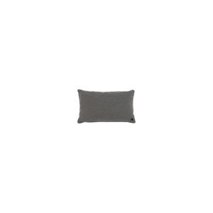 Sivý výhrevný vankúš Cosi z látky Sunbrella, 40 x 60 cm