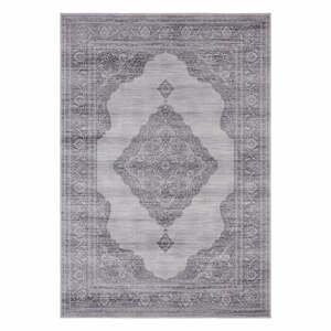 Svetlosivý koberec Nouristan Carme, 160 x 230 cm