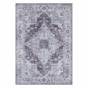 Sivý koberec Nouristan Sylla, 80 x 150 cm