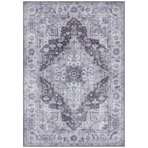 Sivý koberec Nouristan Sylla, 200 x 290 cm