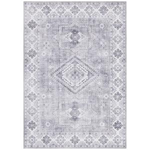 Svetlosivý koberec Nouristan Gratia, 80 x 150 cm