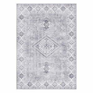 Svetlosivý koberec Nouristan Gratia, 200 x 290 cm