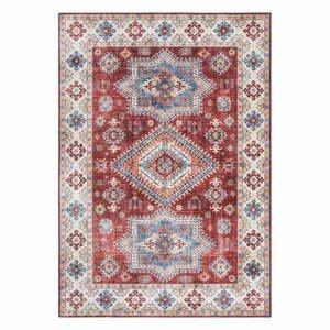 Červený koberec Nouristan Gratia, 200 x 290 cm