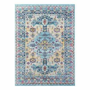 Svetlomodrý koberec Nouristan Agha, 120 x 170 cm