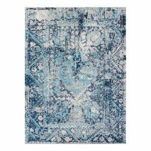 Modrý koberec Nouristan Chelozai, 120 x 170 cm
