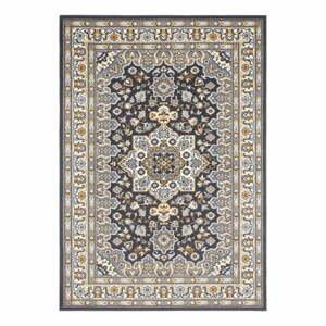 Tmavosivý koberec Nouristan Parun Tabriz, 160 x 230 cm