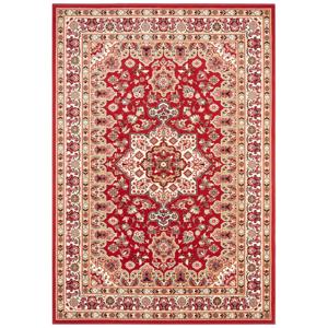 Červený koberec Nouristan Parun Tabriz, 200 x 290 cm
