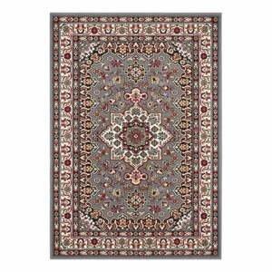 Sivý koberec Nouristan Parun Tabriz, 200 x 290 cm