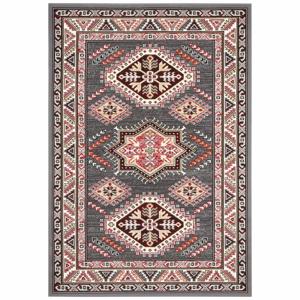 Sivý koberec Nouristan Saricha Belutsch, 160 x 230 cm