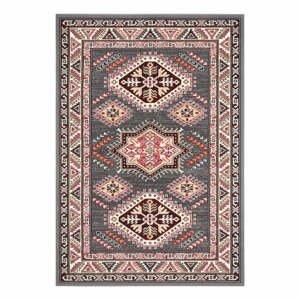 Sivý koberec Nouristan Saricha Belutsch, 200 x 290 cm