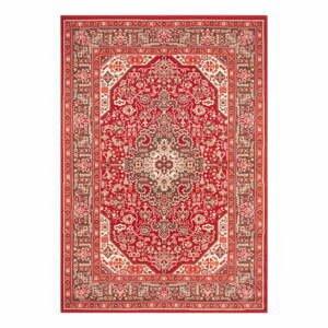 Svetločervený koberec Nouristan Skazar Isfahan, 120 x 170 cm
