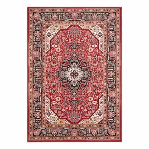 Červený koberec Nouristan Skazar Isfahan, 160 x 230 cm